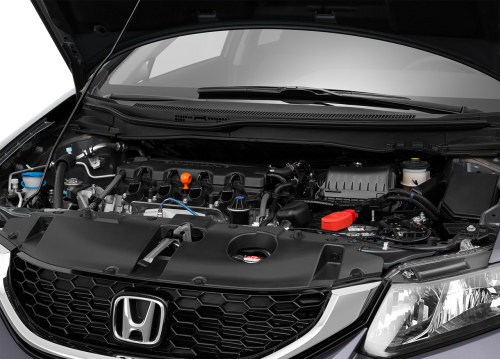 2015 Honda Civic Engine