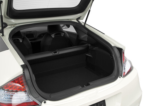 2015 Honda CR-Z Trunk