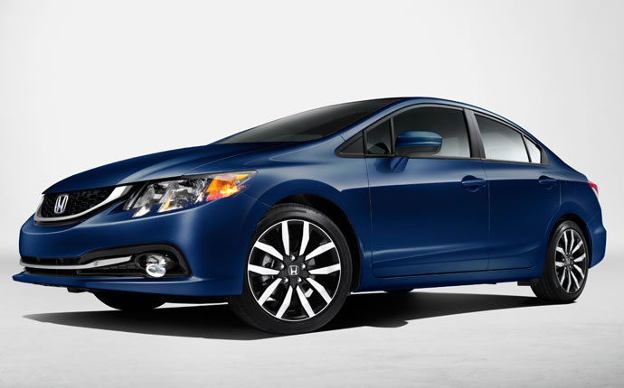 High Quality 2015 Honda Civic