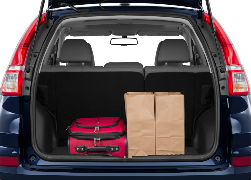 2015 Honda CR-V Trunk
