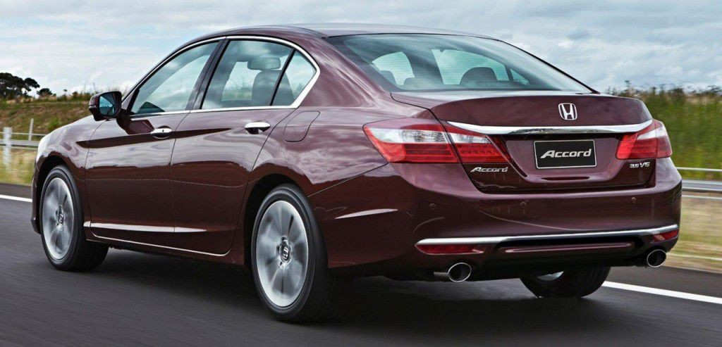 Take The 2016 Honda Accord Sedan On A Test Drive O