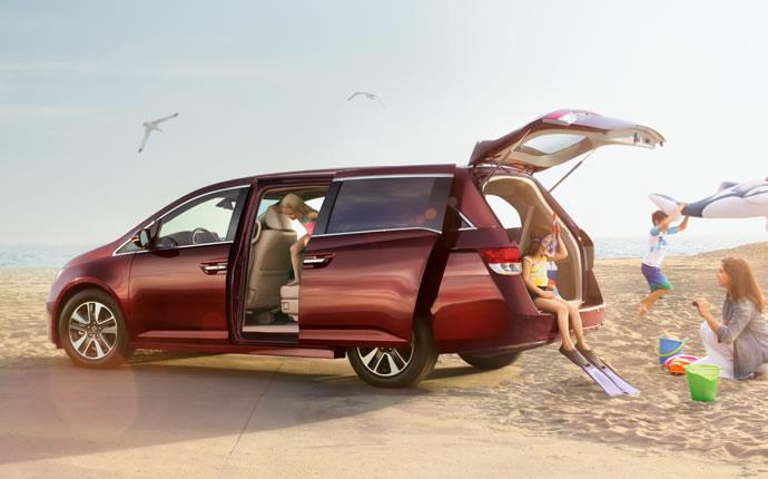 Honda-Odyssey-family-car