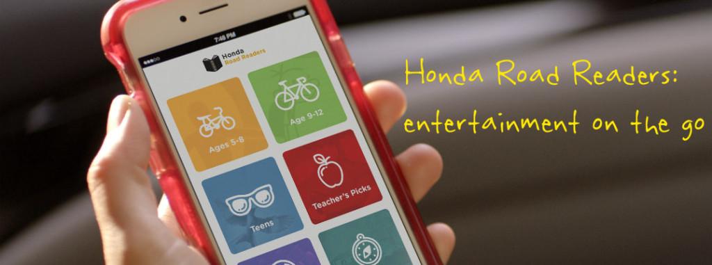 Honda Road Readers Omaha