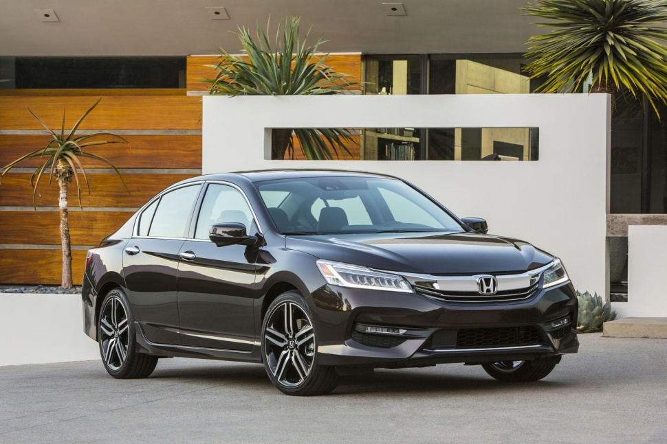 2016 Honda Accord V6 Omaha