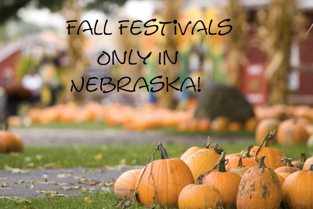 Nebraska Fa;; Festivals