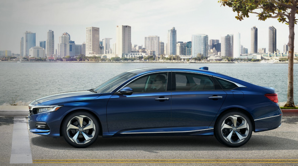 Purchase the 2018 Honda Accord this Fall - O'Daniel Honda ...