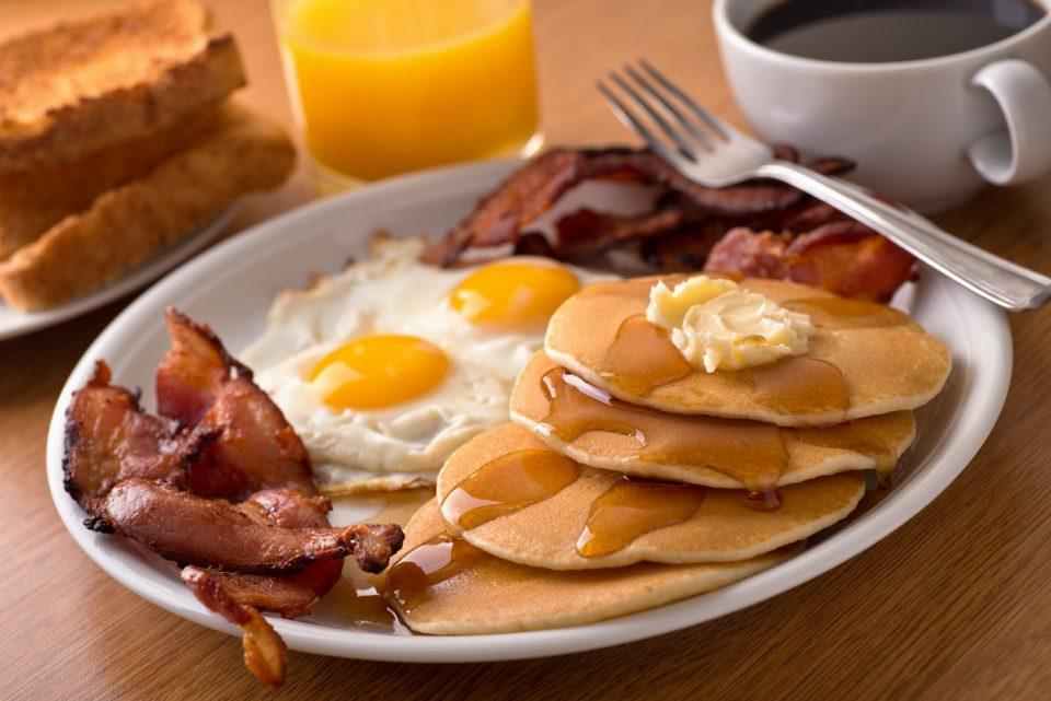 Breakfast in Omaha, NE