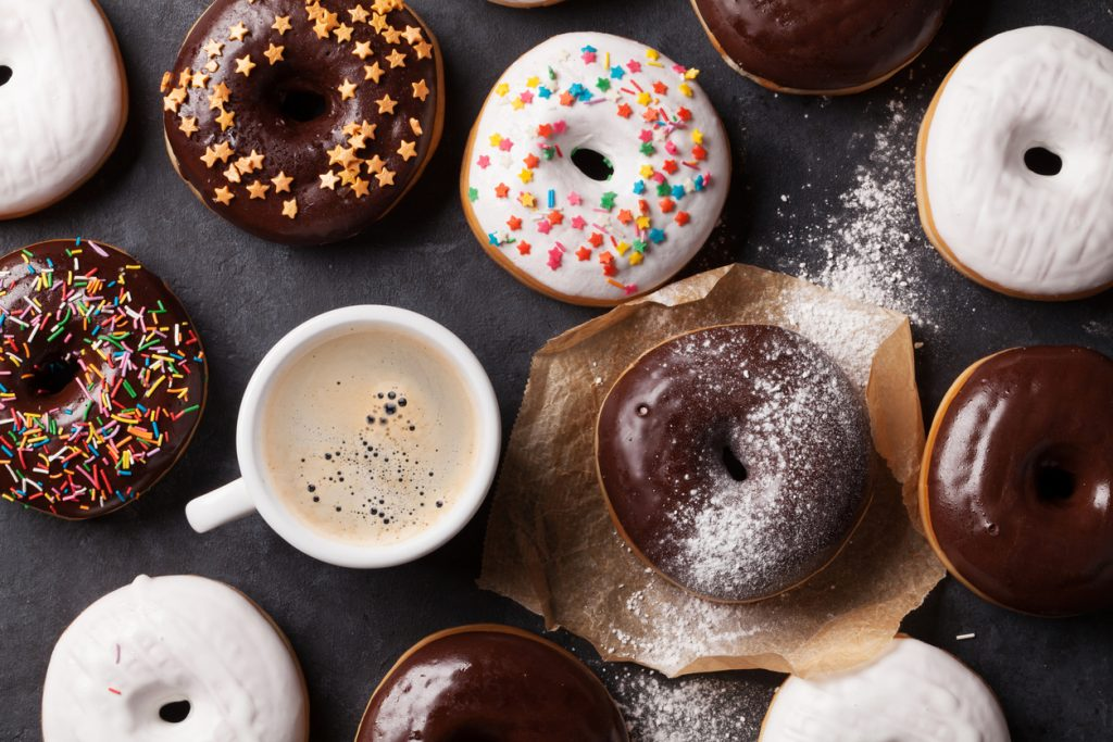 Coffee and Donut Festival